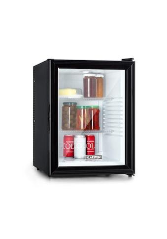 Klarstein Kühlschrank Glastür weißer Innenraum kaufen