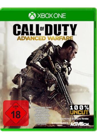 Activision Spiel »Call of Duty: Advanced Warfare«, Xbox One, Software Pyramide kaufen