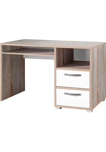 Schreibtisch »Moon«, im modernen Dekor Driftwood kaufen