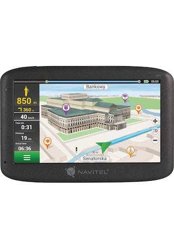 NAVITEL Navigationsgerät »E500« kaufen