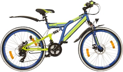 Galano Mountainbike »Adrenalin DS«, 21 Gang Shimano Tourney TX 35 Schaltwerk, Kettenschaltung kaufen