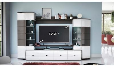 INOSIGN Wohnwand »Trendy«, (Set, 4 St.), ohne Beleuchtung kaufen