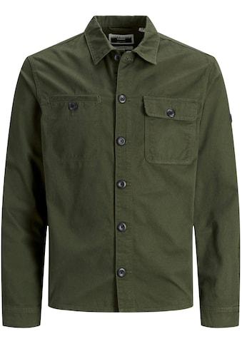 Jack & Jones Flanellhemd »BEN CLASSIC OVERSHIRT« kaufen