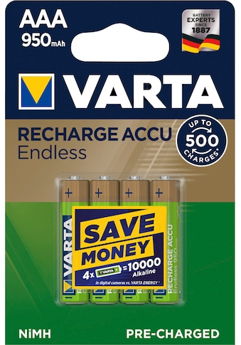VARTA »Recharge Accu Endless« Batterie kaufen