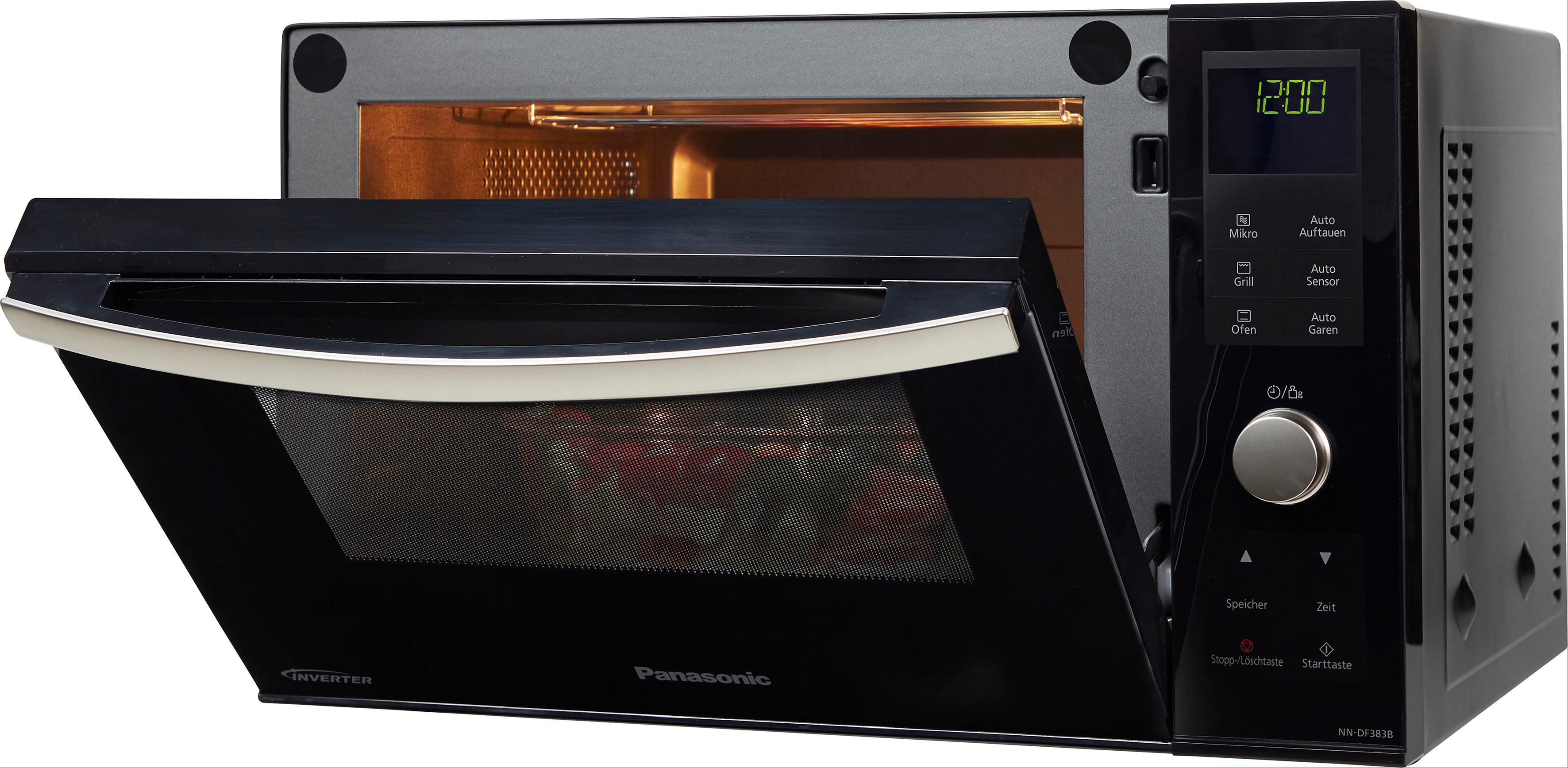 Panasonic Mikrowelle NN-DF383BGPG, 1000 W | Küche und Esszimmer > Küchenelektrogeräte > Mikrowellen | Panasonic