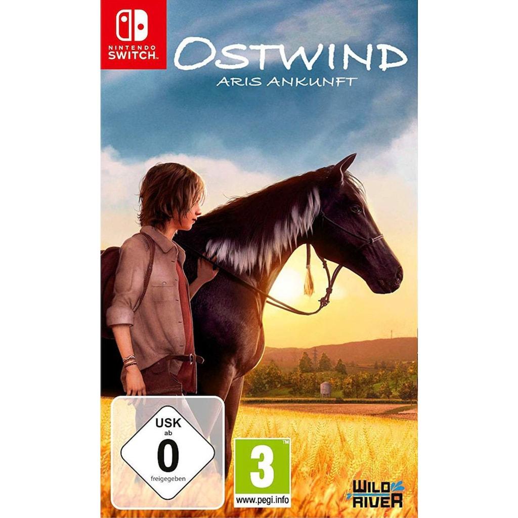 Spiel »Ostwind: Aris Ankunft«, Nintendo Switch