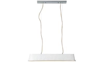 Brilliant Leuchten Sudo Pendelleuchte 4flg weiß hochglanz FARM HOUSE kaufen