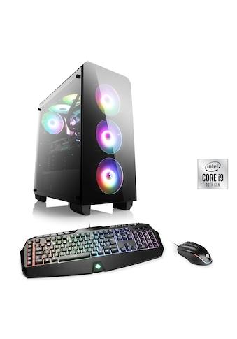 CSL »HydroX T9332 Wasserkühlung« Gaming - PC (Intel®, Core i9, RTX 2080 SUPER, Wasserkühlung) kaufen