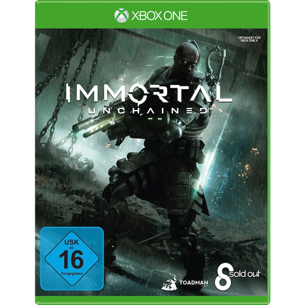 Xbox One Spiel »Immortal: Unchained«, Xbox One