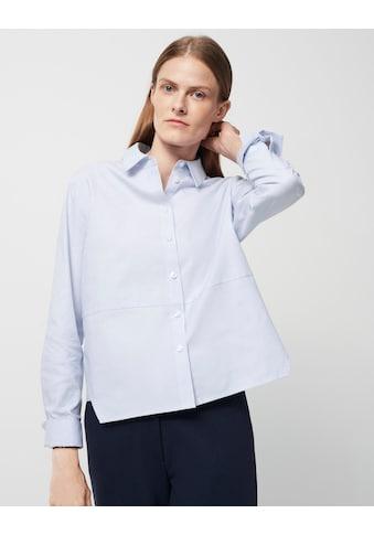 someday Klassische Bluse »Ztella structure«, mit seitlichen Einsätzen kaufen