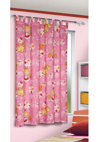 Vorhang, »Einhorn«, , Schlaufen 1 Stück kaufen