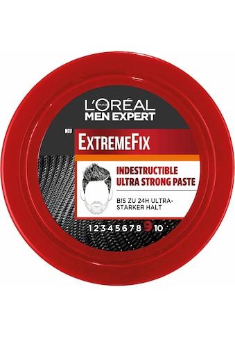 """L'ORÉAL PARIS MEN EXPERT Haarpomade """"Extreme Fix Indestructible Paste"""", flexibler Halt kaufen"""