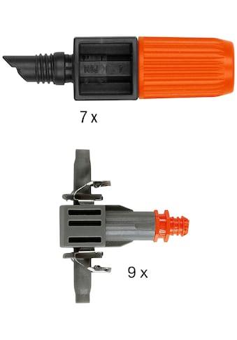 GARDENA Bewässerungssystem »Micro-Drip-System, 13001-20«, Start-Set Pflanztöpfe M kaufen