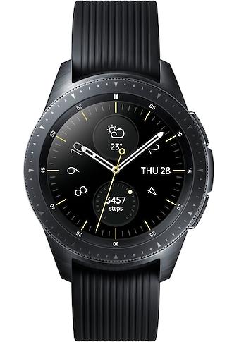 Samsung Smartwatch »Galaxy Watch - LTE - 42mm«, (Tizen OS) kaufen