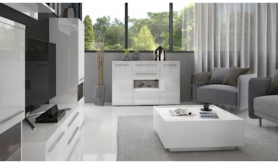 Places of Style Kommode »Piano«, UV lackiert, Soft-Close Funktion kaufen