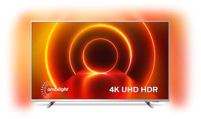 "Philips LED-Fernseher »70PUS8105«, 178 cm/70 "", 4K Ultra HD, Smart-TV, 3-seitiges Ambilght kaufen"