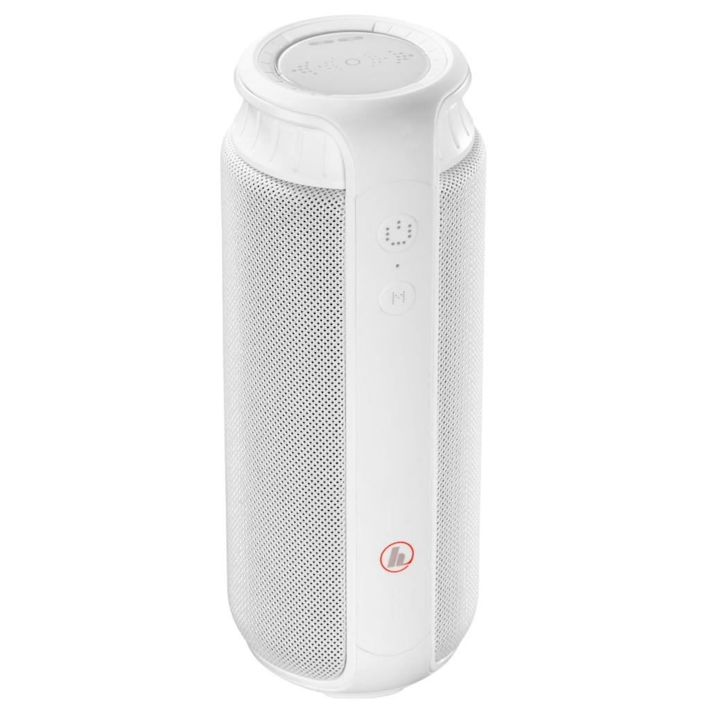 """Hama Bluetooth-Lautsprecher »Lautsprecher 24W«, """"Pipe 2.0"""", spritzwassergeschützt"""