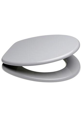 SANILO WC - Sitz »Manhattan Grau« kaufen