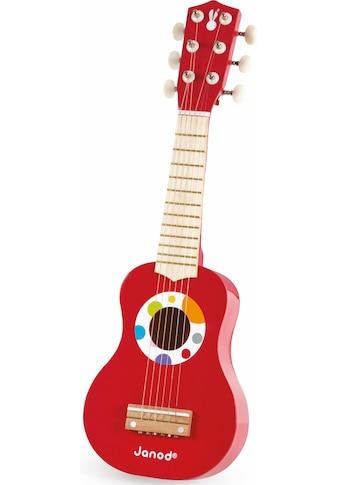 "Janod Gitarre ""Konfetti, meine erste Gitarre"" kaufen"