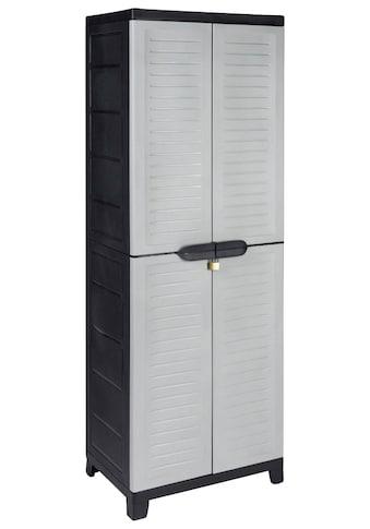 Kreher Mehrzweckschrank »Elite«, B/T/H: 65x45x181,5 cm, mit geräumigem Freifach kaufen