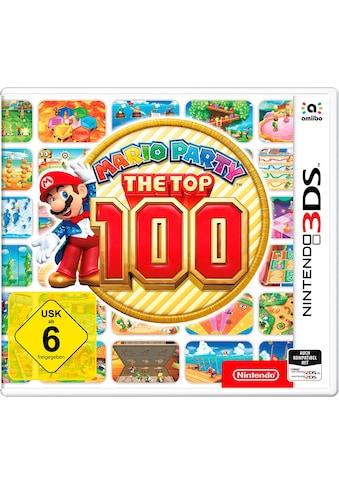 Mario Party: The Top 100 Nintendo 3DS kaufen