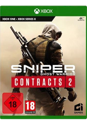Koch Media Spiel »Sniper Ghost Warrior Contracts 2«, Xbox One kaufen