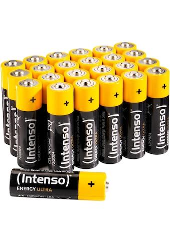 Intenso »Energy Ultra AA LR6« Batterie (24 Stück) kaufen