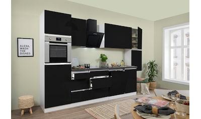 RESPEKTA Küchenzeile »Boston«, mit E-Geräten, Breite 330 cm kaufen