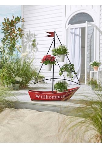 Schneider Übertopf »Segelboot«, (1 St.) kaufen