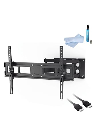 Hama TV Set, Wandhalter schwenkbar, HDMI-Kabel, 3,0 m, Reiniger kaufen