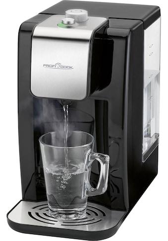 ProfiCook Wasserkocher, PC - HWS 1168, 2,2 Liter, 2400 Watt kaufen