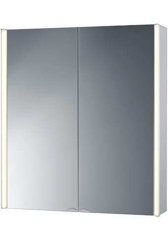 Jokey Spiegelschrank »CantAlu« Breite 67 cm, mit LED - Beleuchtung kaufen