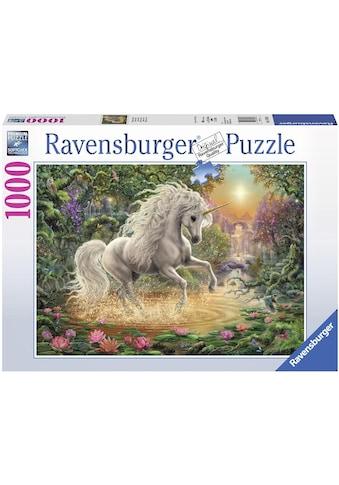 Ravensburger Puzzle »Mystisches Einhorn«, Made in Germany, FSC® - schützt Wald - weltweit kaufen
