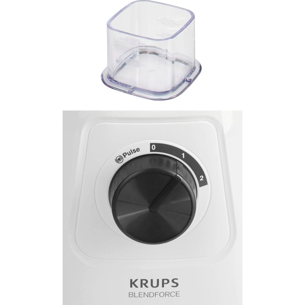 Krups Standmixer »KB4201 Blendforce«, 600 W