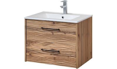 WELLTIME Waschplatz - Set »Canada«, Waschtisch, Breite 60 cm, 2 - tlg. kaufen
