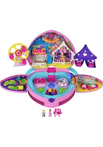 Mattel® Spielwelt »Polly Pocket Klein - ganz groß Freizeitpark Rucksack«, Sammelfigur kaufen