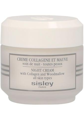 sisley Gesichtspflege »Night Cream With Collagen And Woodmallow« kaufen