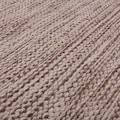 Paco Home Teppich »Kilim 210«, rechteckig, 13 mm Höhe, hangefertigter Web-Teppich mit Fransen, Wohnzimmer