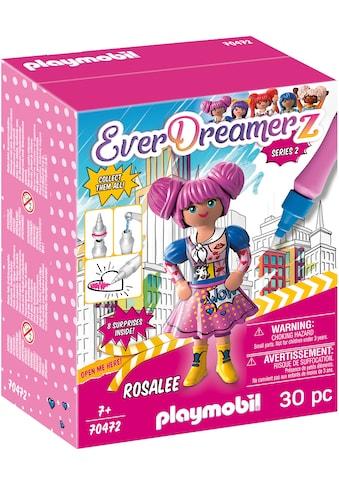 Playmobil® Konstruktions-Spielset »Rosalee - Comic World (70472), EverDreamerz«, (30... kaufen