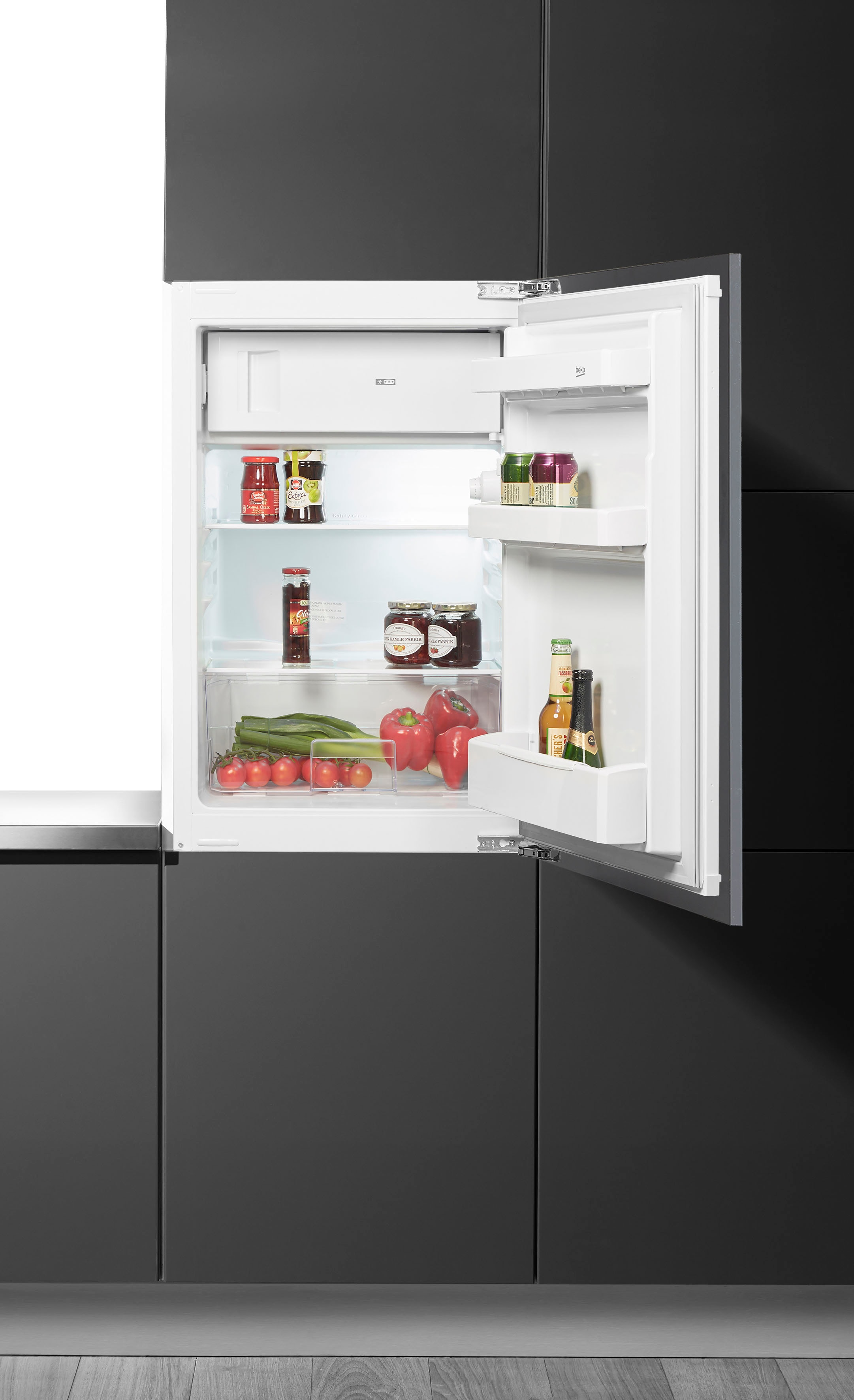 BEKO Einbaukühlschrank B1754FN