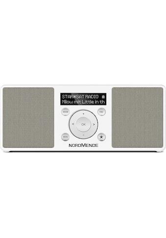 Nordmende Digitalradio (DAB+) »Transita 200«, (Bluetooth Digitalradio (DAB+) ) kaufen