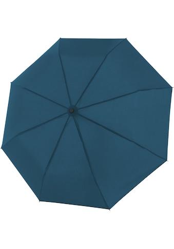doppler® Taschenregenschirm »Fiber Magic Superstrong, uni crystal blue« kaufen