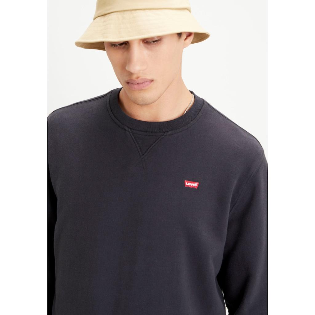Levi's® Sweatshirt, mit kleinem Logo-Badge
