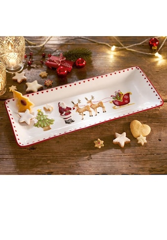 Kuchenplatte »Traditional Christmas«, Länge 40 cm kaufen