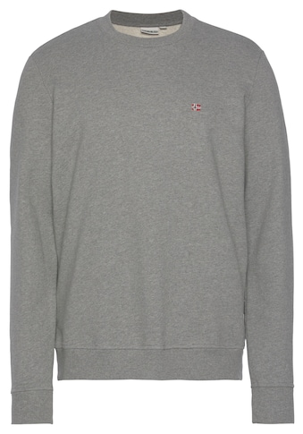 Napapijri Sweatshirt »BALIS«, unifarben kaufen