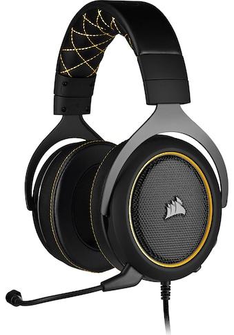 Corsair Gaming-Headset »Pro Surround HS60 Gelb« kaufen