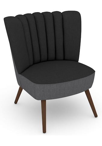 Max Winzer® Sessel »Aspen«, im Retrolook, zum Selbstgestalten kaufen