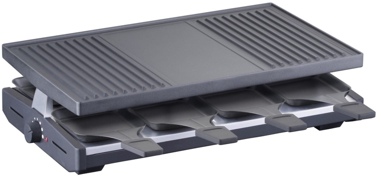 Steba Raclette RC 38, 1200 Watt | Küche und Esszimmer > Küchengeräte > Raclette | Schwarz | STEBA