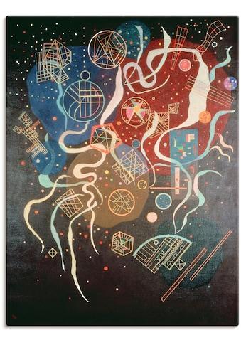 Artland Wandbild »Bewegung 1938«, Muster, (1 St.) kaufen