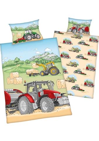 Baby Best Babybettwäsche »Traktor«, mit tollen Traktor Motiven kaufen
